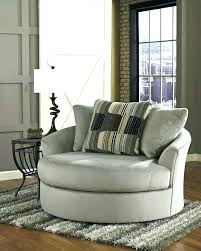 Large Reading Chair Oversized Swivel Accent  Big77