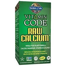 garden of life raw calcium.  Calcium Garden Of Life Raw Calcium Supplement  Vitamin Code Whole Food  For Bone Health On Of Amazoncom