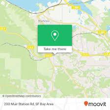 200 muir station rd martinez ca 94553 sf bay area