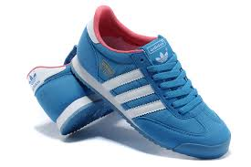 adidas shoes blue and white. upscale adidas originals dragon retro couples running shoes men/blue orange 79522396 blue and white