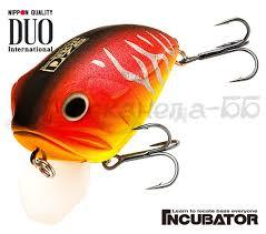 <b>Воблер DUO Incubator Drop 75</b> купить. Опт | Официальный сайт ...