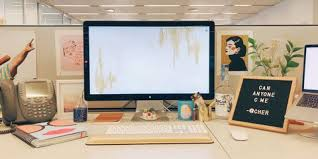 decorating office cubicle. Brittney Morgan. Decorating Your Cubicle Decorating Office E
