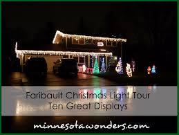 Holiday Light Tours Mn Faribault Christmas Light Tour Christmas Lights Tours