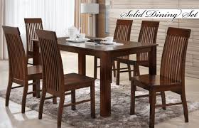 dining table sets philippines. likable dining table sets philippines 6 seater oak ton i