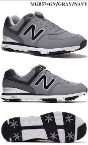 new balance golf shoes. professional player new balance men golf shoes mgb574 software spikes ◇ nb ゴルフシグニチャー