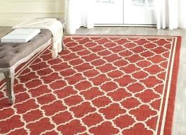 full size of safavieh courtyard plaid red bone indoor outdoor rug grey home porch rivers end