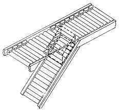 19 c sortation conveyor sliding shoe sorter