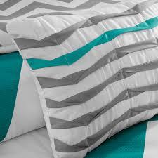 mizone libra twin xl comforter set teal duvet style dorm room ideas