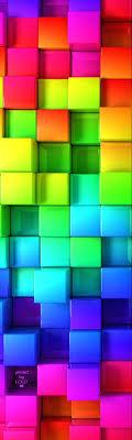 Rainbow Blocks are the