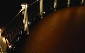 deck lighting. Deck Lighting