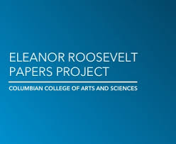about the eleanor roosevelt papers project eleanor roosevelt  the eleanor roosevelt papers project