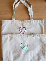 Jade 35 Embroidery Designs The Tall Mama Library Bag With Monogram
