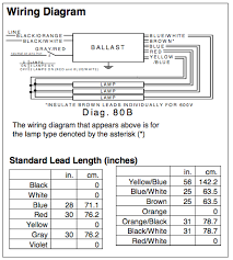 t lamp ballast wiring diagram t diy wiring diagrams philips advance hop4psp542lsg ballast