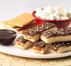 pizza hut chocolate dunkers. Wonderful Dunkers Chocolate DunkersR Su0027mores Snack Howto From Wwwpizzahutcomcamp With Pizza Hut Dunkers 7