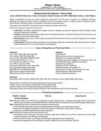 Security Engineer Sample Resume 6 Network Security Engineer Resume ...