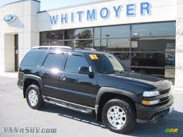 2003 Chevrolet Tahoe Z71 4x4 in Black - 280469 | VANnSUV.com ...