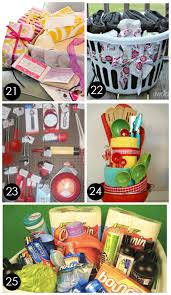 diy bridal shower gift basket ideas inspiring bridal shower ideas