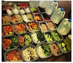 Weekly Lunch Prep One Week Of Meal Prep East Dallas Crossfit