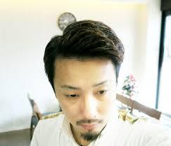 七三分けの簡単セット方法 安佐南区のオシャレな理容室散髪屋床屋