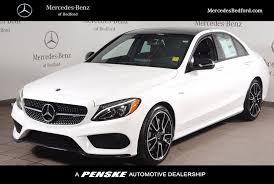 2018 mercedes c class sedan. new 2018 mercedes-benz c-class amg® c 43 sedan mercedes class
