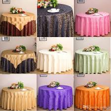 table covers for round tables table cloth table cover round for banquet wedding party decoration hotel table covers for round tables