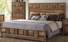 Oak Bedroom Sets King Size Beds Roundhill Furniture