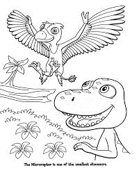 Small Picture Dinosaur Train Coloring Book Pages Coloring Pages