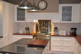... New French Provincial Kitchen with Timber and Stainless Steel Benchtop  ...