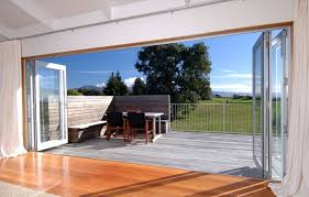 top hung aluminium doors without bottom track nz google search