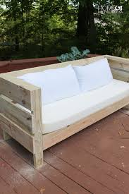 diy patio sofa plans. outdoor diy sofa build plans diy patio