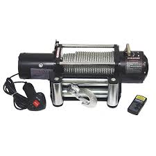grip grand rapids industrial products 9500 lb electric atv winch