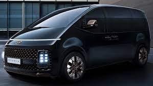 Der schönere VW-Bus? - Hyundai Staria: Design-Transporter kommt im Sommer