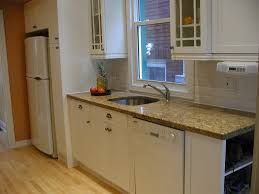 awesome modern galley kitchen remodel