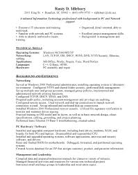 Help With A Resume Resume