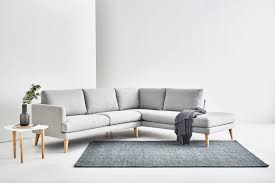 Hugo - Corner Sofa | Loungelovers with Long Chaise Sofa (Image 10 of 25)