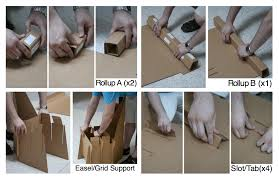cardboard chair instructions.  Instructions Thinking Chair Kyle Koch Coroflot For Cardboard Instructions H