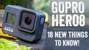 GoPro Hero 8 Black Review: 18 Things to Know - YouTube
