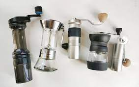 The coffee grinder with the smallest kitchen footprint, around the size of a small canister of coffee, is also the most economical one. The 10 Best Manual Coffee Grinders In 2021 No Bs Review