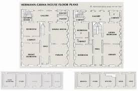historic house plans. Historic House Plans New The Floor To Hermann Grima In French Quarter