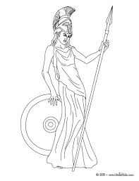 Fortune Aphrodite Coloring Page Goddess Pages Hellokids Com