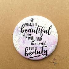 Beautiful Mirror Quotes Best Of Islamic Pocket Mirror
