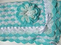Sea Shell Afghan Crochet Pattern New Decoration