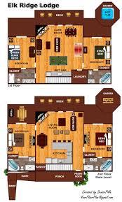 Mammoth Lakes Luxury Home For Rent 4 Bedroom 5 Bath Sleeps 15 Luxury Mountain Home Floor Plans