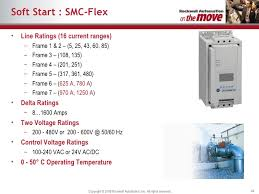 industrial control motor overload protection 49 soft start smc flex