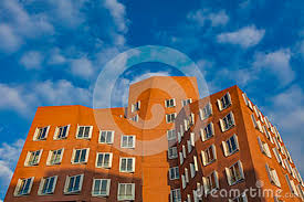 Postmodern architecture gehry Bungalow Gehry Buildings In Duesseldord Germany The Gehry Buildings In Dusseldorf Harbor Are Wonderful Representatives Of Postmodern Architecture Wilderutopiacom Gehry Buildings Of Dusseldorf Harbor Editorial Photography Image