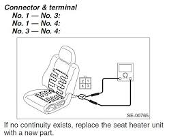 subaru heated seat wiring diagram subaru wiring diagrams click image for