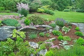 32 backyard rock garden ideas home