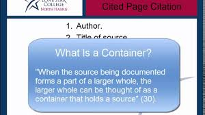 009 Research Paper In Text Citation Book Mla Museumlegs