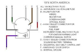 ignition switch connections my wiring diagrams do not show terminal numbers for this lock when the key is in the lock in any position there is a connection between the body of the