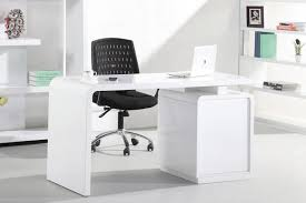 high gloss office furniture. Beautiful Courbe 14m White High Gloss Desk For The Office Intended Home Prepare Furniture I